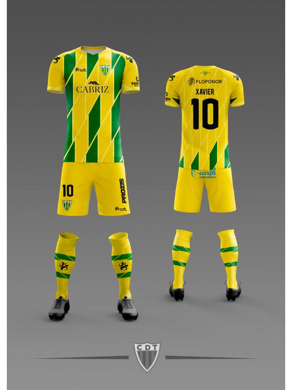 Soccer Kits CDT 2019/2020