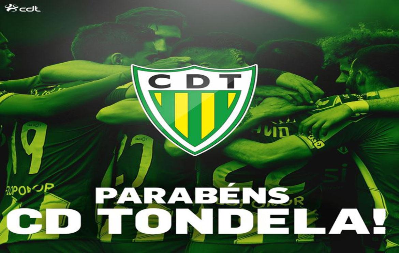 Parabéns CD Tondela!