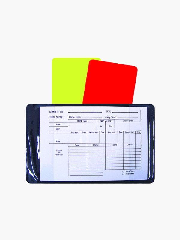 Referee's wallet