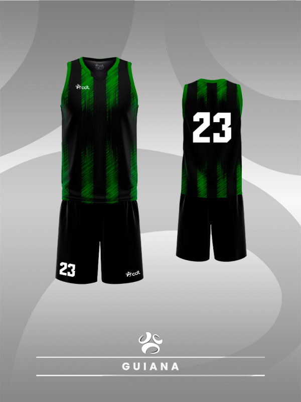 Basketball - Guiana