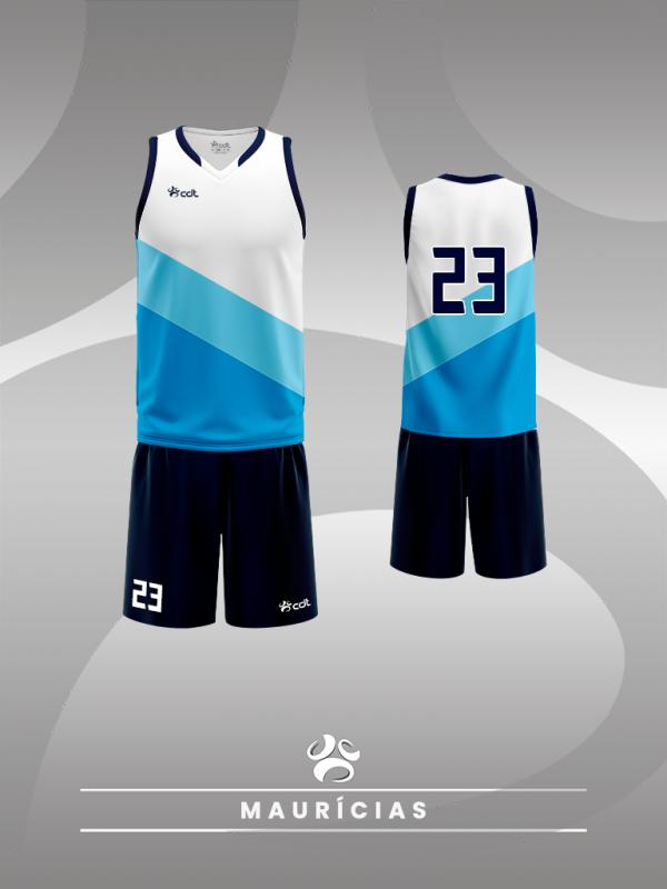 Basketball - Maurícias