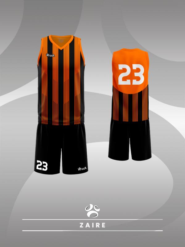 Basketball - Zaire