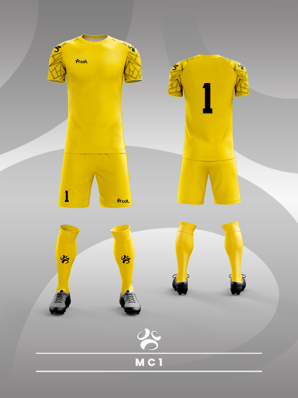 Goalkeeper Set MC1