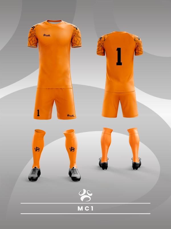 Goalkeeper Set MC1