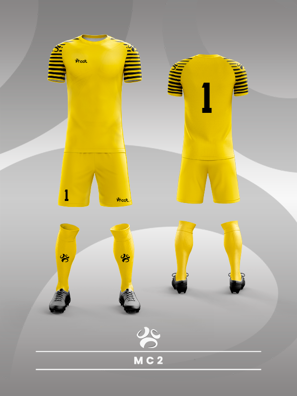Goalkeeper Set MC2