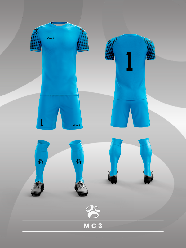Goalkeeper Set MC3