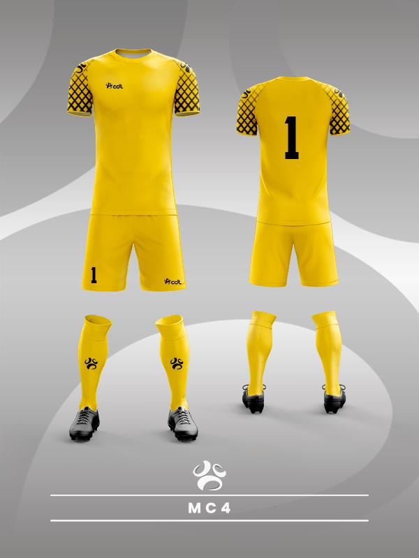 Goalkeeper Set MC4