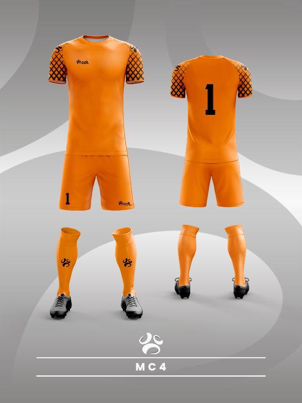 Goalkeeper Set MC4